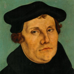 Author Martin Luther
