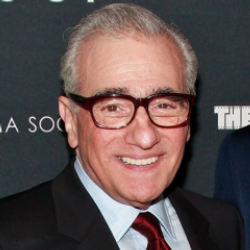 Author Martin Scorsese