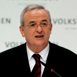 Author Martin Winterkorn