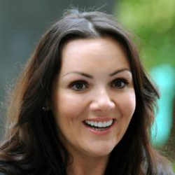 Author Martine McCutcheon