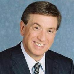 Author Marv Albert