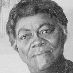 Author Mary Bethune