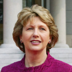 Author Mary McAleese