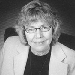 Author Mary Pipher