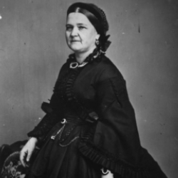 Author Mary Todd Lincoln