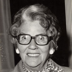 Author Mary Whitehouse