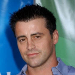 Author Matt LeBlanc