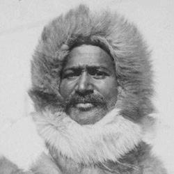Author Matthew Henson