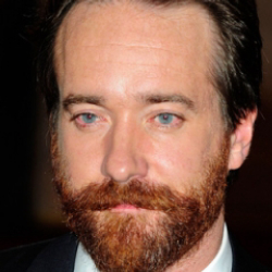 Author Matthew Macfadyen