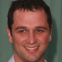 Author Matthew Rhys