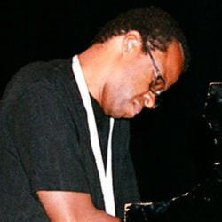 Author Matthew Shipp