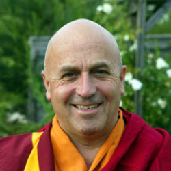 Author Matthieu Ricard