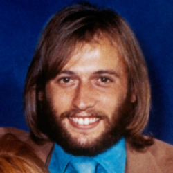 Author Maurice Gibb