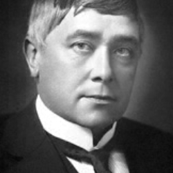Author Maurice Maeterlinck
