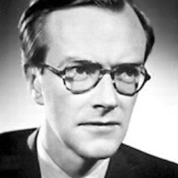 Author Maurice Wilkins