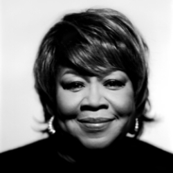Author Mavis Staples