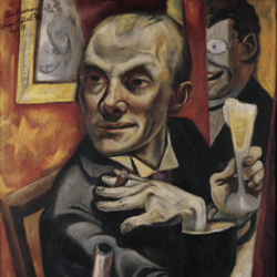 Author Max Beckmann