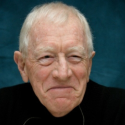 Author Max von Sydow