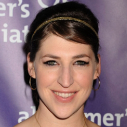 Author Mayim Bialik