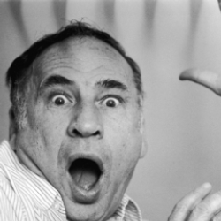 Author Mel Brooks