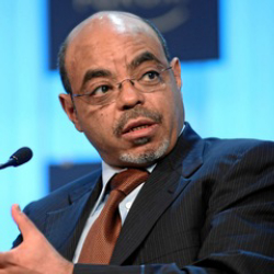 Author Meles Zenawi