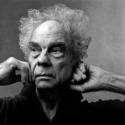 Author Merce Cunningham