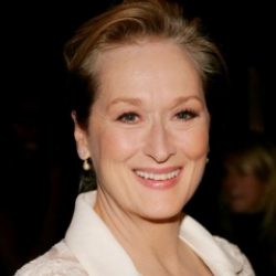 Author Meryl Streep