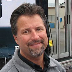 Author Michael Andretti