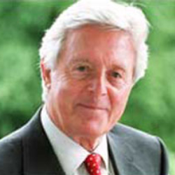 Author Michael Aspel