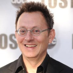 Author Michael Emerson
