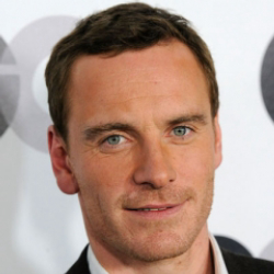 Author Michael Fassbender