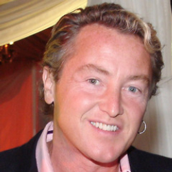Author Michael Flatley