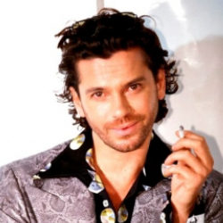 Author Michael Hutchence