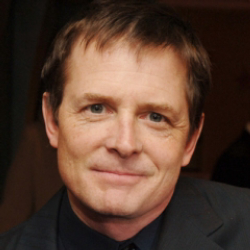 Author Michael J. Fox