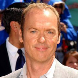 Author Michael Keaton