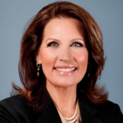 Author Michele Bachmann
