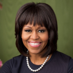 Author Michelle Obama