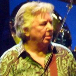 Author Mick Ralphs