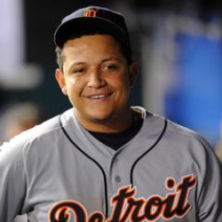 Author Miguel Cabrera