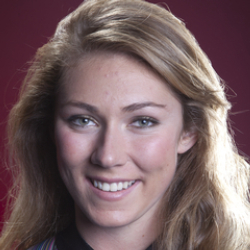 Author Mikaela Shiffrin