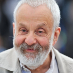 Author Mike Leigh