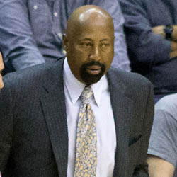 Author Mike Woodson