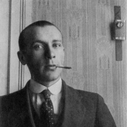 Author Mikhail Bulgakov