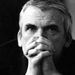 Author Milan Kundera