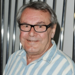 Author Milos Forman