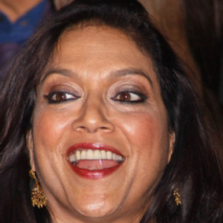 Author Mira Nair