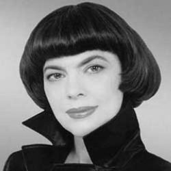 Author Mireille Mathieu