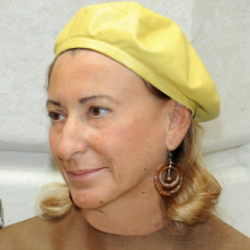 Author Miuccia Prada