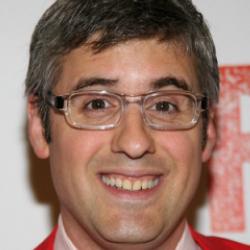 Author Mo Rocca
