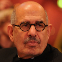 Author Mohamed ElBaradei